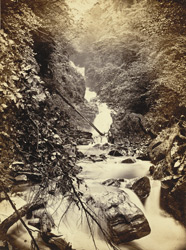 The Middle Falls Of Moness, Aberfeldy